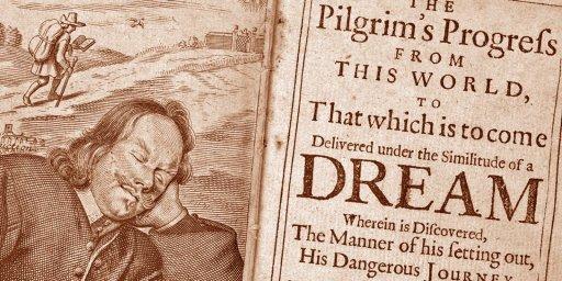 Title Page from Pilgrim's Progress/ CC0 - Public Domain